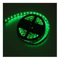 LED Green 5050MD MD Strip ADHESIVE