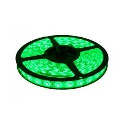 Cinta LED 5050MD Adhesiva Verde