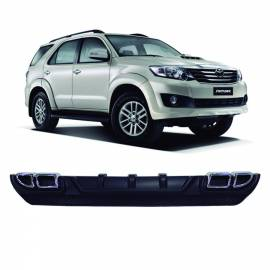 DIFUSOR TRASERO TOY FORTUNER 2015-2017