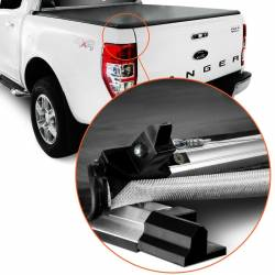 Lona cubre pick up FORD RANGER DOBLE CABINA 2006-2011